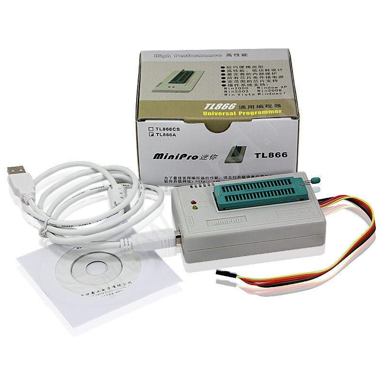 Программатор MiniPro TL866A