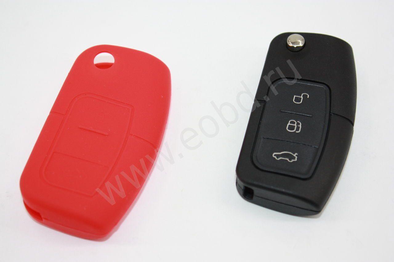 Стоимость 270 руб. Купить. Ключ Ford Focus 2 выкидной 3 кнопки