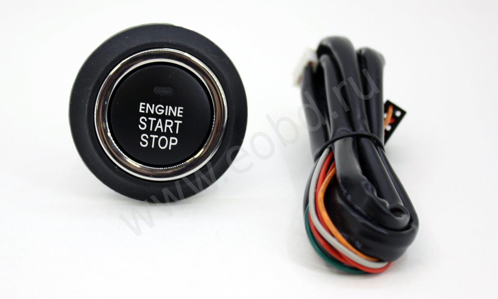 Кнопка Старт Стоп своими руками бортжурнал Лада 2112 41
