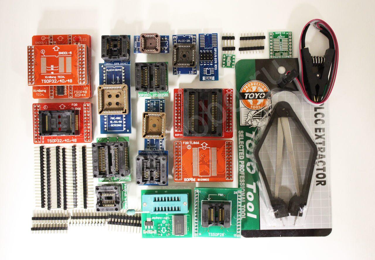 Tl866 программатор своими руками 54
